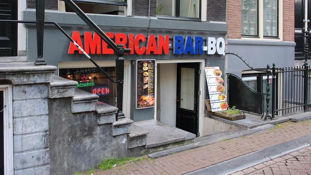 American Bar-B-Q Ingang