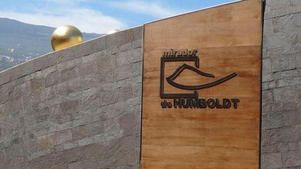 Mirador de Humboldt Mirador de Humboldt