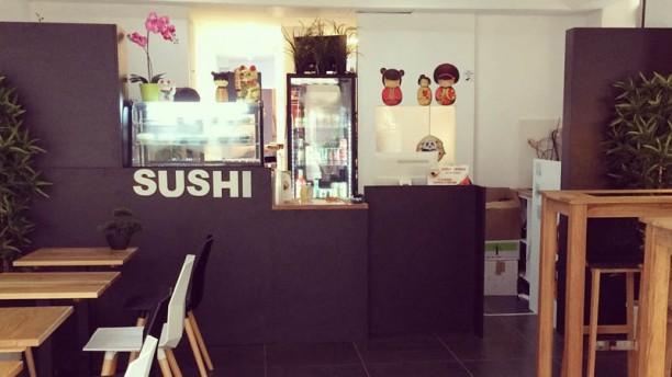 Sushi Kawaii Vue de la salle