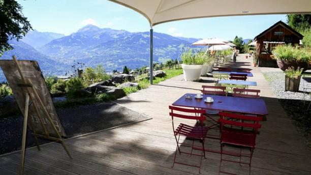 Le Café du Jardin Terrasse