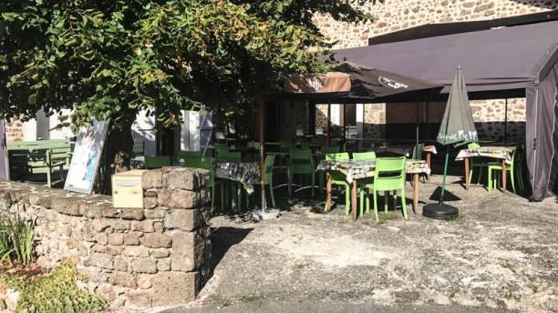 L'Auberge Romaine Terrasse