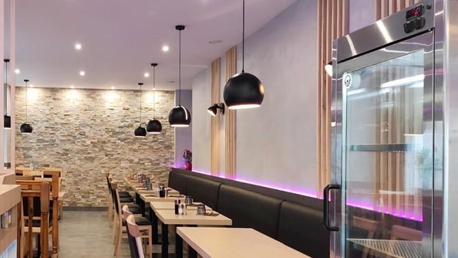 Mr Noodle - Restaurant - Paris
