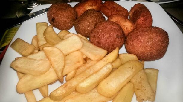 Birreria Pub E Miervuli crocchette e patatine
