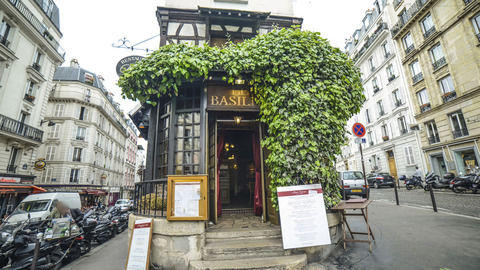 Le Basilic, Paris
