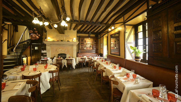 Le basilic in paris restaurant reviews menu and prices thefork - Restaurant le paris lutetia ...