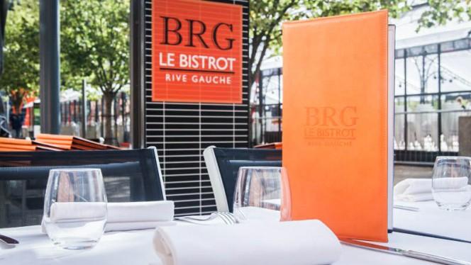 Le Bistrot Rive Gauche (BRG) - Restaurant - Lyon