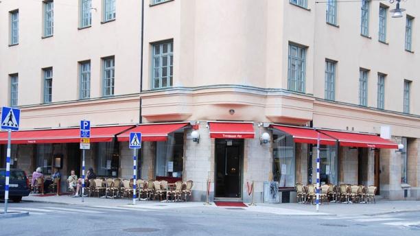 Timmermans 1857 The restaurant outside