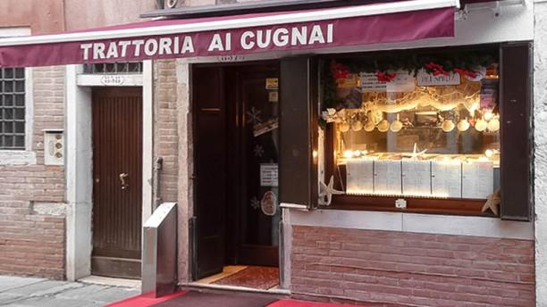 Trattoria ai cugnai a venezia menu prezzi immagini for Ristorante amo venezia prezzi