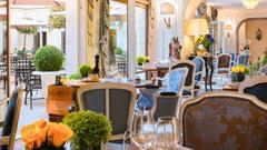 Le Jardin d'Hiver - Chantilly -