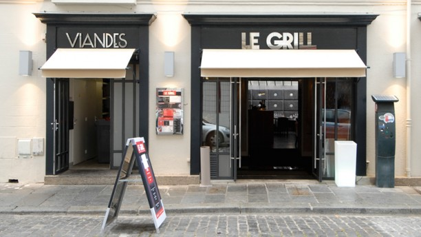 Le grill in rennes restaurant reviews menu and prices thefork - Le cafe des bains rennes ...