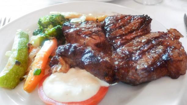 El Churrasco Argentino Sugerencia de plato