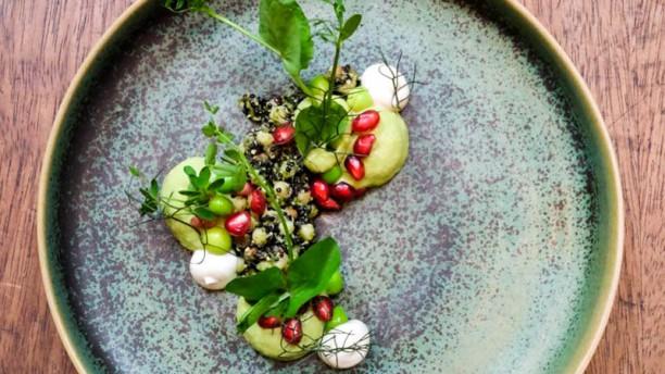 Restaurant Bussia Suggestie van de chef