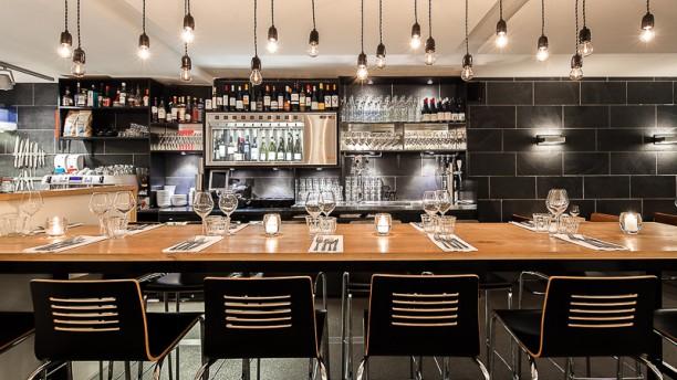 Barrique restaurantzaal