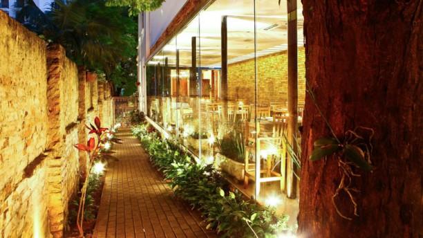 Corrientes 348 - Higienópolis Fachada do restaurante