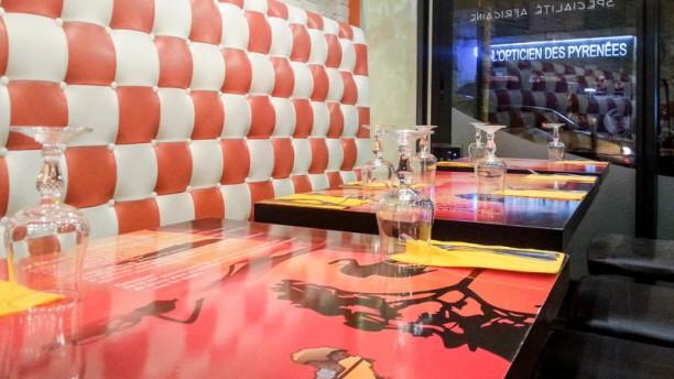 afrik 39 n 39 fusion in paris restaurant reviews menu and prices thefork. Black Bedroom Furniture Sets. Home Design Ideas