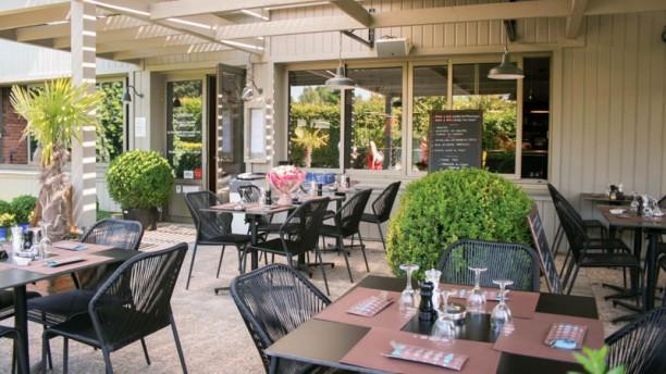 La Calèche Restaurant Terrasse
