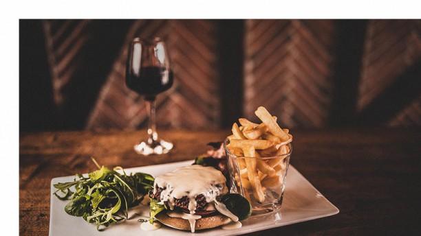 Les Terrasses de Lousseau ch'ti burger