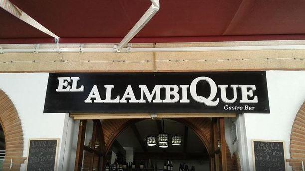 Alambique El Alambique
