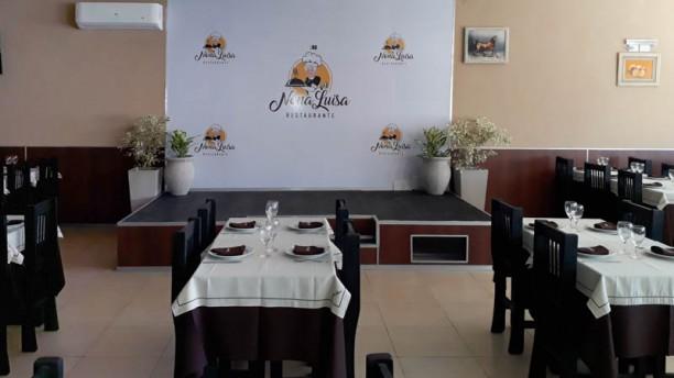 Nona Luisa Restaurante Vista sala