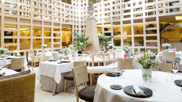 La Manzana - Hotel Hyatt Regency Hesperia Madrid Vista Sala