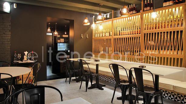 Restaurante casa conxita en barcelona paseo de gracia - Restaurantes en paseo de gracia barcelona ...