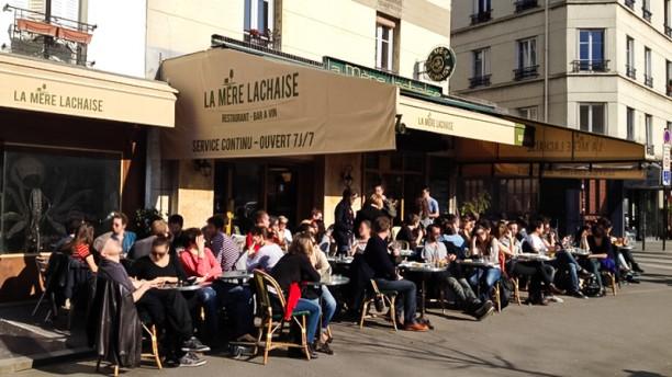 Mere Lachaise Restaurant