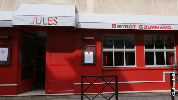 Jules Bistrot Gourmand Bienvenue au restaurant Jules Bistrot Gourmand