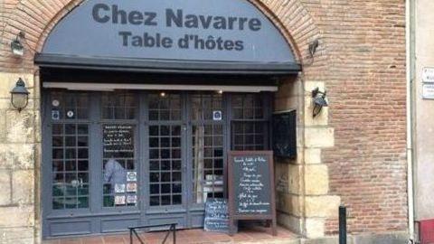 Chez Navarre, Toulouse