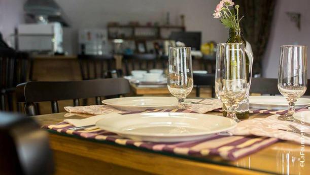 Greta Café e Bistrô Rw ambiente