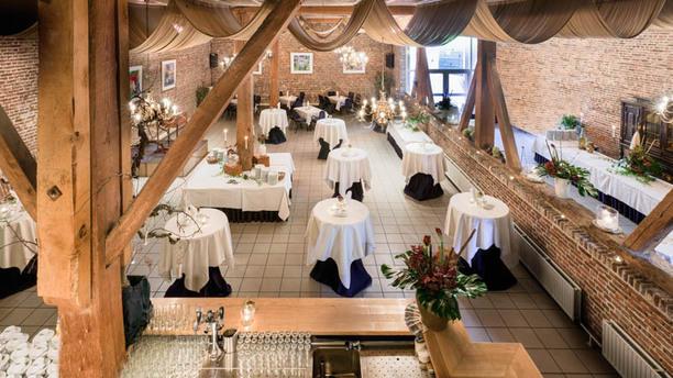 Hotel Restaurant Kasteel Elsloo Het restaurant