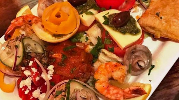 Grieks Restaurant & Tapasbar KRITI Suggestie