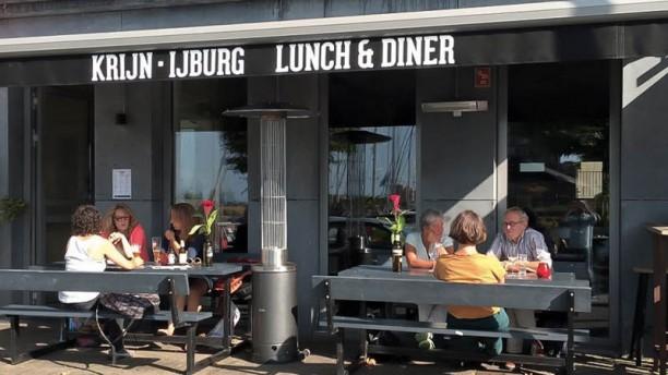 Krijn IJburg Terras
