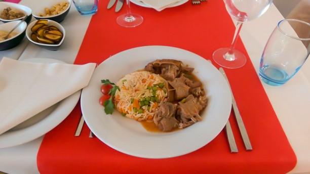 Mwana Pwo sugestão prato
