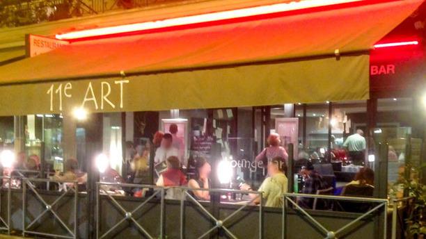 Le 11ème Art La terrasse
