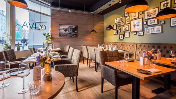 Oliva Het restaurant