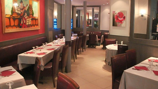 Arlecchino - Restaurant - Paris