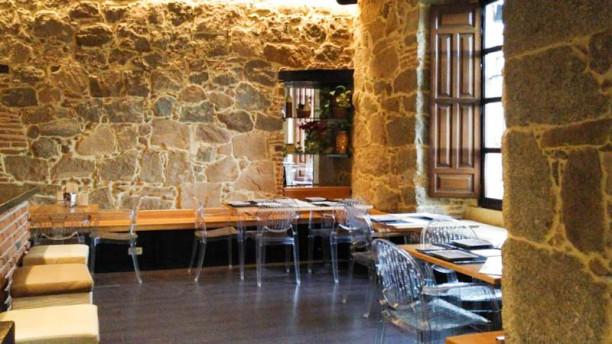 La Antigua Vista sala