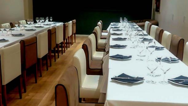 Nimis Dinner Show Vista del interior