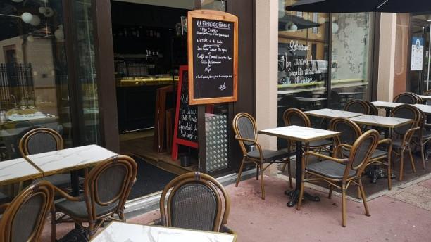 Mon Canard St Georges Terrasse