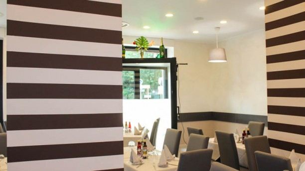 Steak & Fish Vista sala