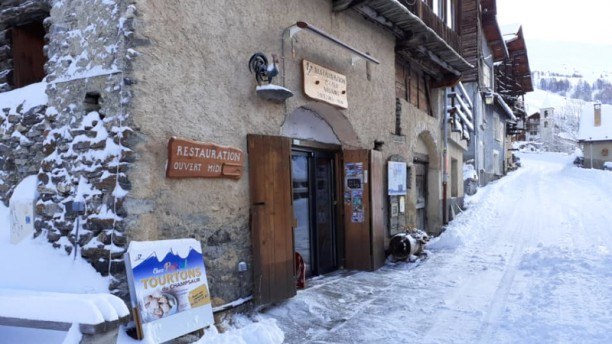 Chez Pascal Entrée