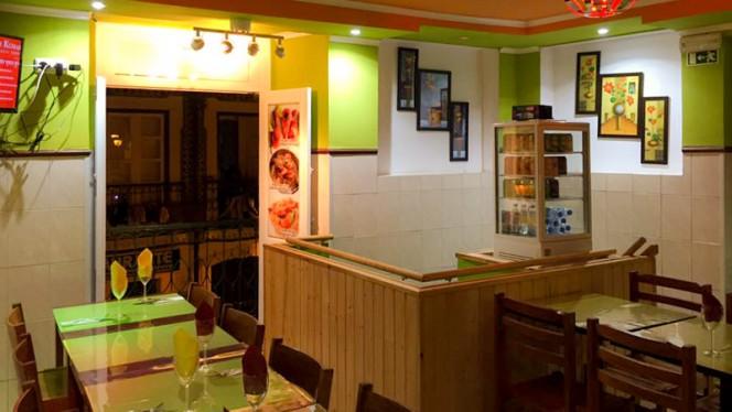 Ghoroa Restaurante ristorante indiano a Lisbona in Portogallo