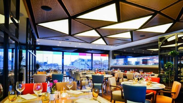 Divan brasserie beyo lu in istanbul restaurant reviews for Divan taksim