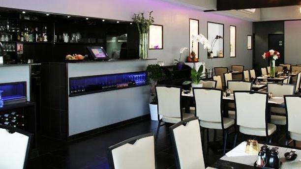 Avenue Sushi Salle du restaurant