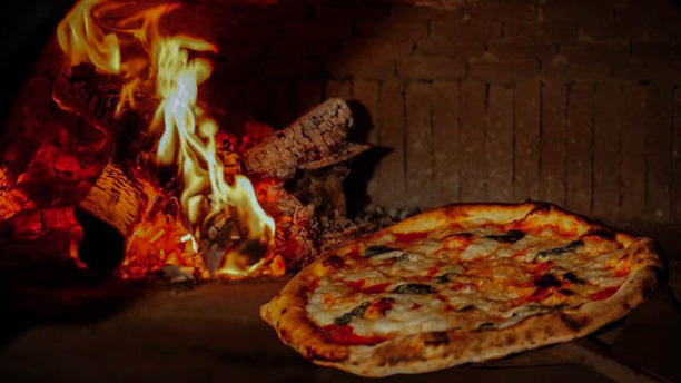 Ristorante Zi Carmela pizza