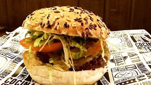 El Club de la Hamburguesa Sugerencia del chef