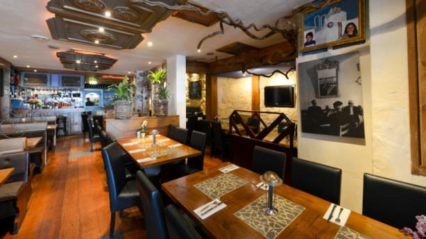 Olympia Het restaurant