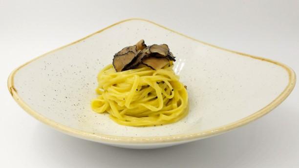 Ristorante Il Rossellino Tagliolini al tartufo