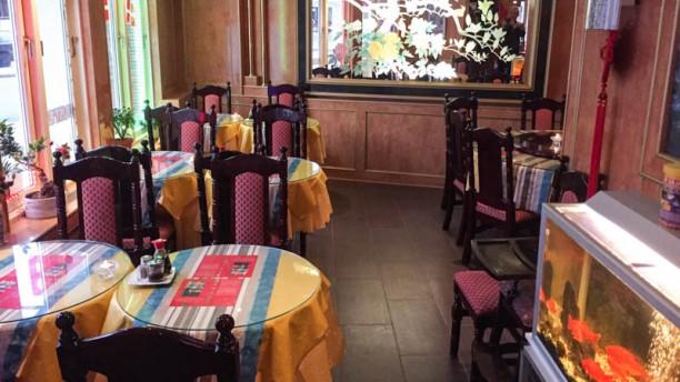 Mei Wei Restaurangens rum