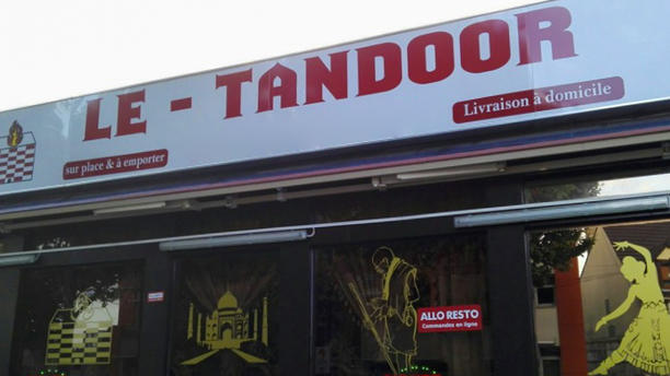Le Tandoor Devanture